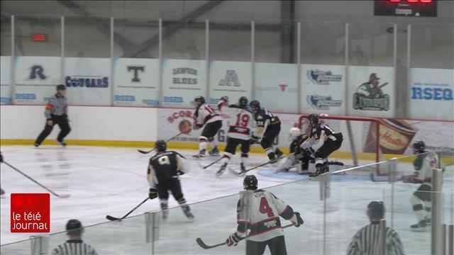 Gatineau midget hockey tournament