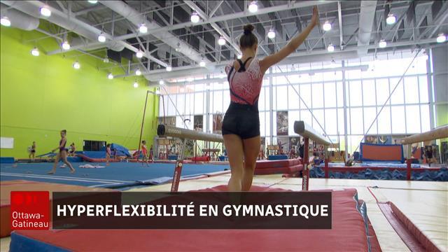 L'hyperflexibilité en gymnastique
