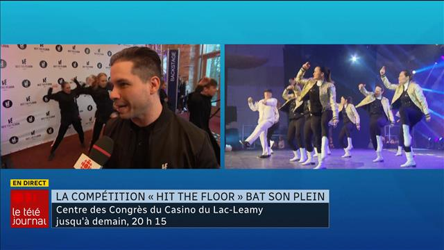 « Hit The Floor » bat son plein