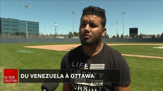 Du chaos du Venezuela à l'oasis d'Ottawa pour Eduard Pinto