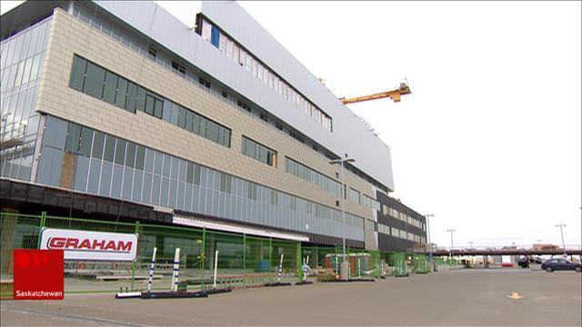 L'Hôpital pour enfants Jim-Pattison terminé à 70 %