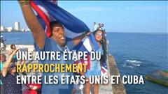 Premier bateau américain à Cuba en près de 40 ans