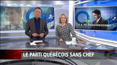Le Parti québécois sans chef