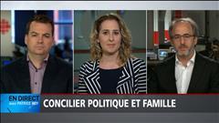 Le panel politique du 3 mai