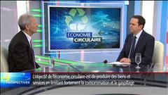 L'économie circulaire.