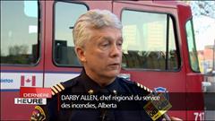Explications du chef des pompiers de Fort McMurray