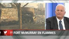Entrevue avec Daniel Dancause, conseiller en mesures d'urgence.