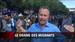 Le drame des migrants