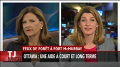 Ottawa offre une aide à court et long terme
