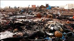 L'ONU condamne l'attaque d'un camp de déplacés en Syrie