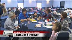 Fort McMurray : l'entraide dans le drame