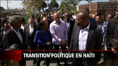 LA SITUATION EN HAITI