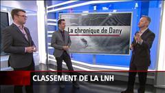 LA BÉBÂCLE DES ÉQUIPES CANADIENNES DE HOCKEY
