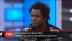 Entrevue avec Boucar Diouf à l'émission 24/60
