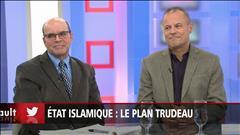 État islamique : le plan de Justin Trudeau