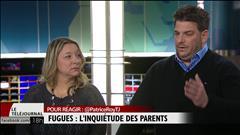 Fugues : l'inquiétude des parents (2016-02-09)