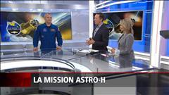 La mission Astro-H