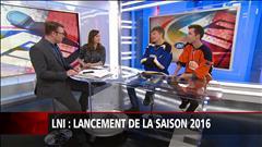 LNI : lancement de la saison 2016