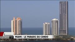 Boom immobilier à Miami: les Canadiens en profitent