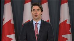 Lendemain de victoire pour Justin Trudeau