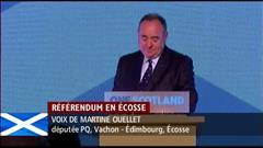 Écosse : réactions de la députée Martine Ouellet