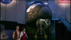 Alia et Kao ont marché sur la Lune