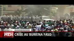 Contestation au Burkina Faso : récit de Louis-Philippe Ouimet