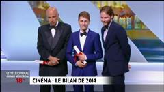 L'année 2014 en cinéma: reportage de Tanya Lapointe