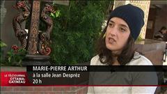 Marie-Pierre Arthur est en spectacle à Gatineau mercredi