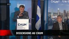Le CHUM sans directeur général