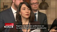Nathalie Provost, victime de Polytechnique, réagit