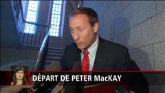 L'annonce vue de la circonscription de MacKay