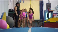 Le club de gymnastique Panthers presque 50 ans!