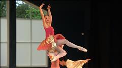 Coup d'envoi du spectacle Ballet in the Park au parc Assiniboine