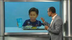 Des enfants américains testent des dîners du monde entier