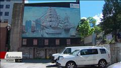 Disparition d'une murale à Halifax : l'artiste est amer
