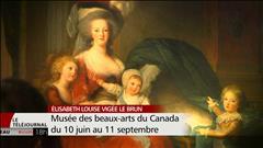 Rétrospective de l'oeuvre d'Élisabeth Louise Vigée Le Brun
