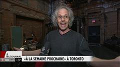 Regardez l'animateur Philippe Laguë en entrevue au Téléjournal Ontario