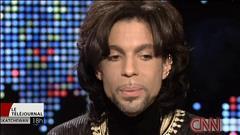 L'auteur-compositeur Prince est mort à l'âge de 57