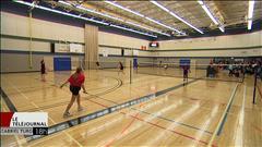 Tournoi de badminton pour les 7e et 8e de la DSFM