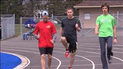 Courir pour faire connaître la dysphasie