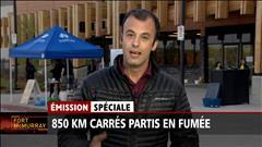 Incendie à Fort McMurray : rapatrier les évacués du nord