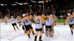 Les Wheat Kings de Brandon en finale de la Ligue de hockey de l'Ouest
