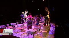 Le théâtre Persophone donne une nouvelle saveur au classique Roméo et Juliette