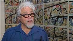 Michael Nicoll Yahgulanaas expose à la Galerie Bill Reid de Vancouver