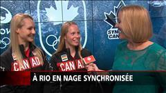 Jacqueline Simoneau et Karine Thomas confirmées à Rio