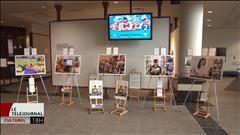 Une exposition sur la culture musulmane est présentée à Moncton, rapporte Jimena Vergara