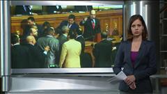 Les bousculades parlementaires ailleurs dans le monde