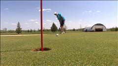 Ma super «job» d'été au terrain de golf