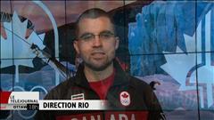 Maxime Brinck-Croteau obtient son laissez-passer pour Rio
